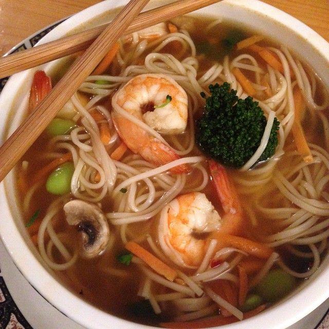 Traveller's Noodle Soup