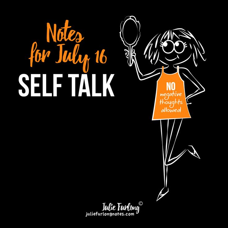 I am very excited to introduce our new topic for the month of July - Self Talk, positive habits of thought. Enjoy :) Take a look: juliefurlongnotes.com