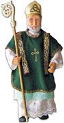 Wouldn't this huggable St. Patrick doll makes the perfect gift for the Catholic Child in your life?! We think so!