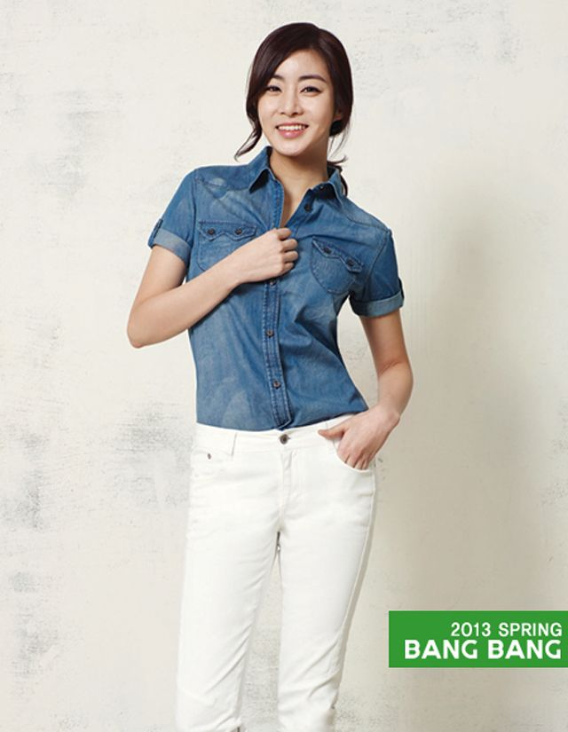More Of CNBLUE's & Kang Sora's BANG BANG Spring 2013 Catalogue Shots | Couch Kimchi