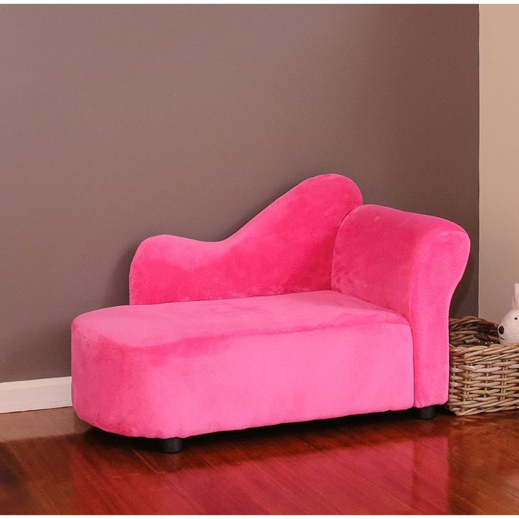 Kids Princess Sofa Lounge Hot Pink | Buy Kidu0027s Sofas