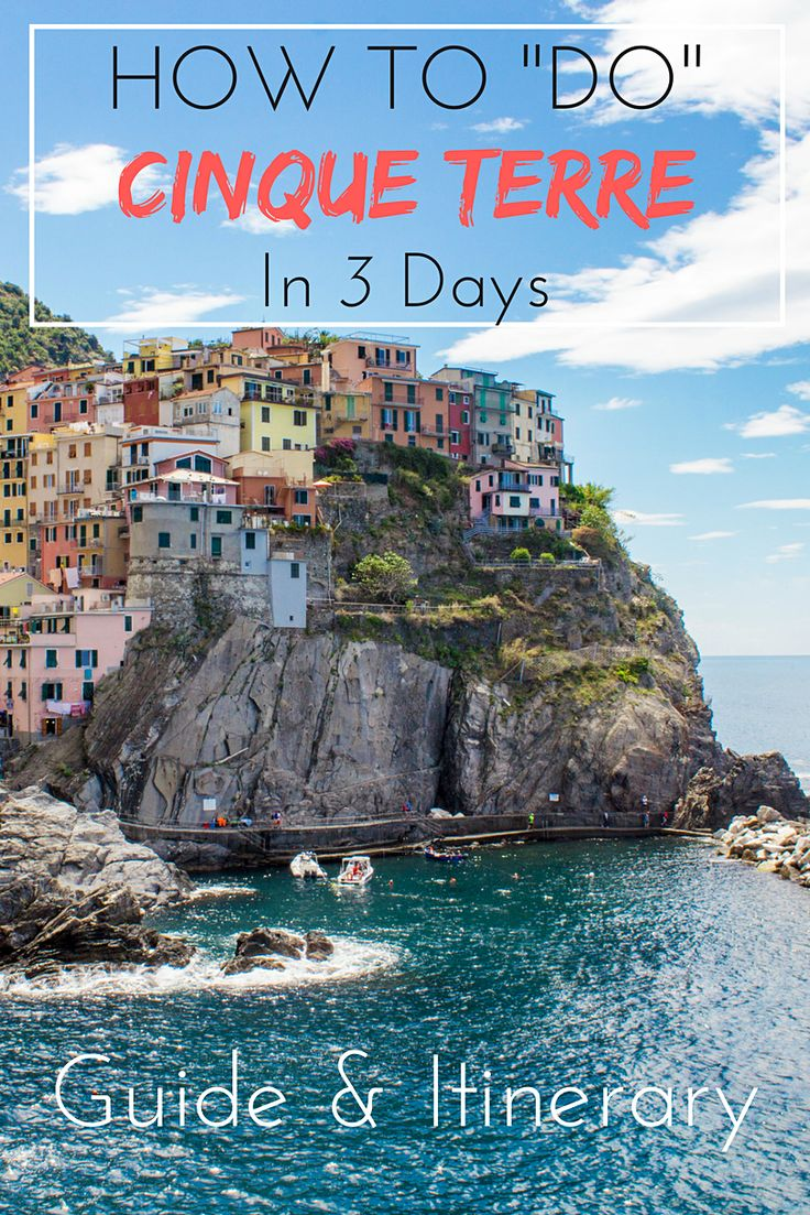 "So, from the stunning beaches of Monterosso to the hidden coves of Riomaggiore, here's how to ""do"" the Cinque Terre in style."
