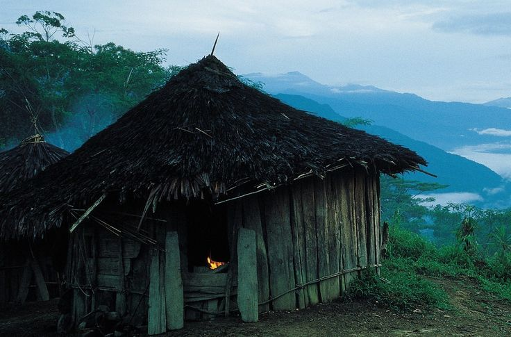 HONAY : Custom home version mountains of  West Papua | by BMP - Fotografer