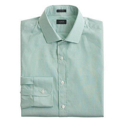 J.Crew - Ludlow shirt in gingham