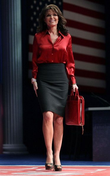 Sarah Palin - Sarah Palin Addresses Conservative Political Action Conference In DC
