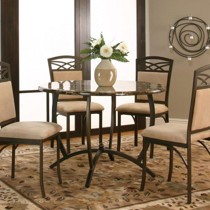 Cramco 5 Piece Kitchen Dinette Set Pinterest Kitchen Dinette Sets