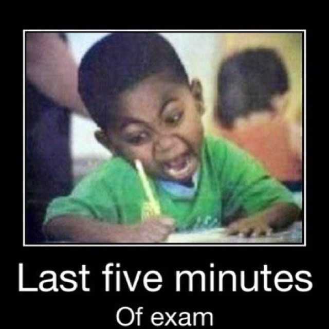 funny final exam quotes - photo #18