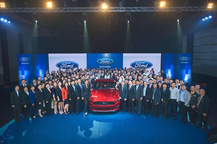 FORD Group Photo