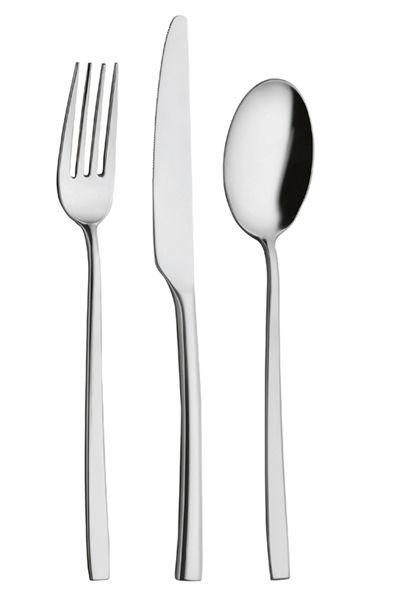 Zephyr cutlery by Broggi, Italy