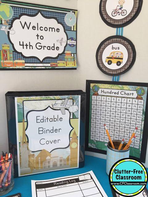 Classroom Unit Ideas : Best travel classroom theme images on pinterest