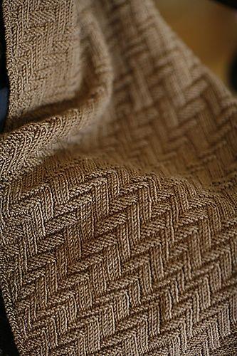 Ravelry: Kinetic pattern by Norah Gaughan.