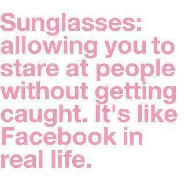:)Laugh, Real Life, Quotes, The Real, At The Beach, Funny, So True, Sunglasses, True Stories