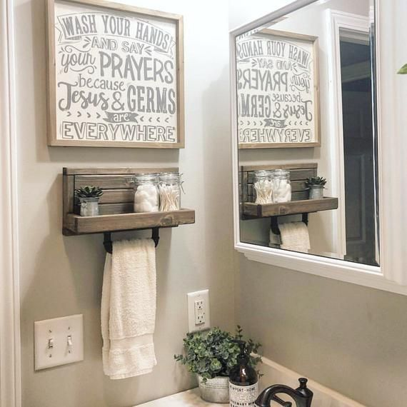 The Most Beautiful Ideas For Diy Towel Holder Rack Restroom