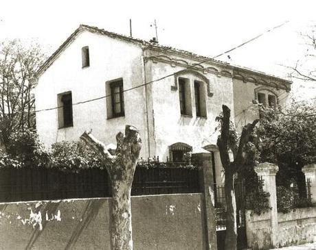 Colonia Unión Eléctrica Madrileña, calle Primera (1920/ 1927).
