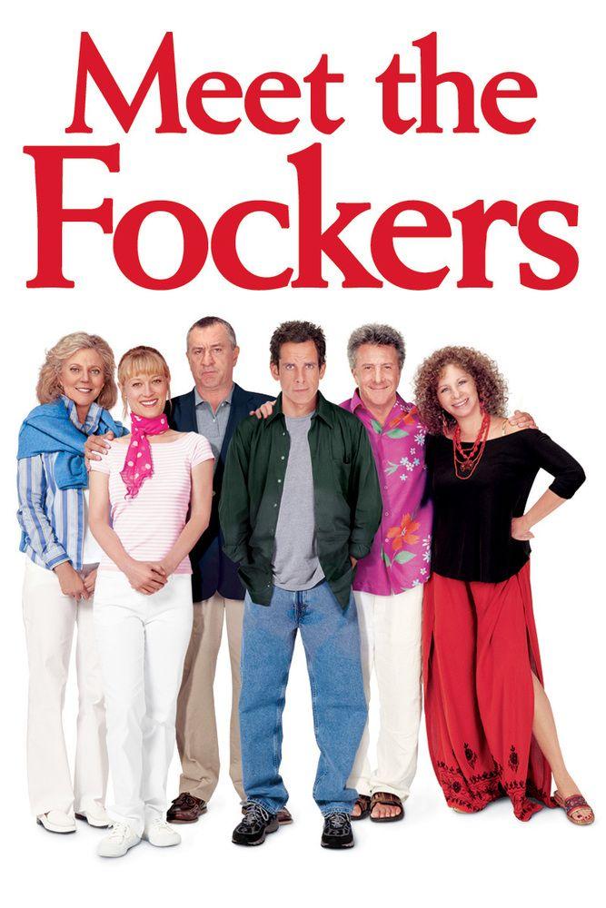 what actors play in meet the fockers