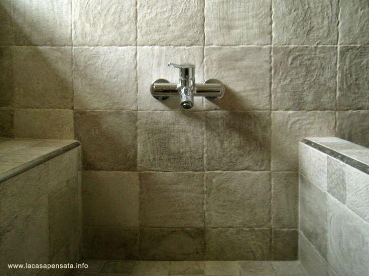 25 best ideas about vasca da bagno doccia su pinterest - Vasca da bagno muratura ...