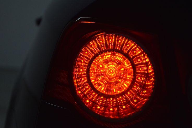 LED lights are beautiful!