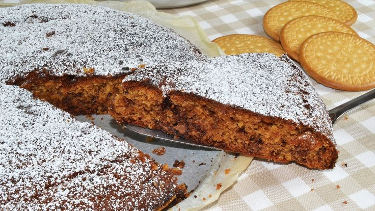 Chocolate Biscuit Cake - Easy Chocolate Cake Recipe with Marie Biscuits