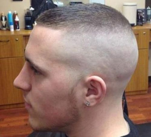 High and Tight Men's Haircut