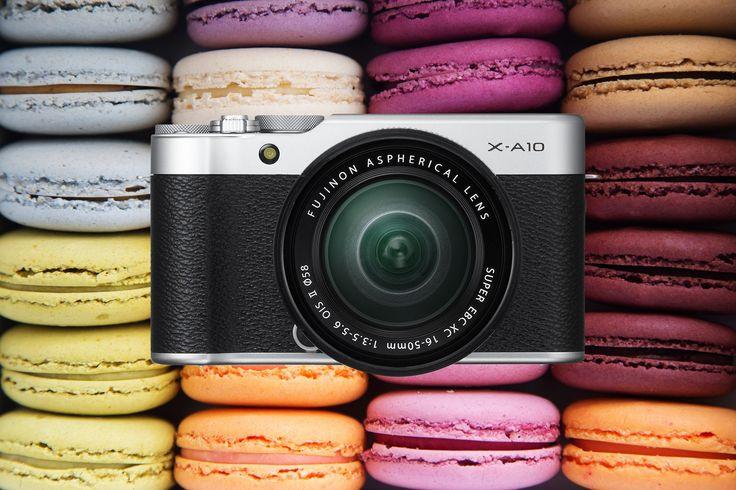 FUJIFILM X-A10 een compacte en lichte X-serie camera  FUJIFILM kondigt aan dat het een nieuwe systeemcamera toevoegt aan haar X-serie cameralijn. De FUJIFILM X-A10. Een camera die met recht deel uit gaat maken van de FUJIFILM X-serie die bekend staat om hun uitstekende beeldkwaliteit, ongeacht de omstandigheden waaronder er gefotografeerd wordt.