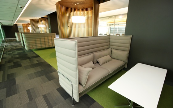 UQ Pace Library - Meeting Zones
