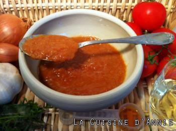 Recette Sauce américaine - La cuisine familiale : Un plat, Une recette