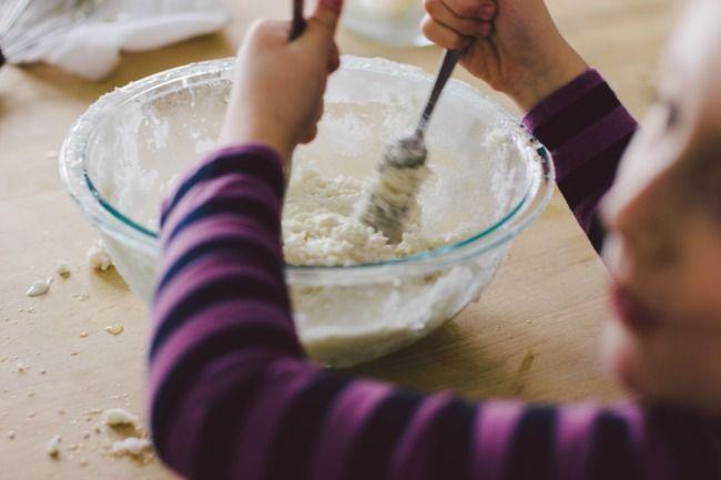 vanilla bean snow cream | the vanilla bean blog