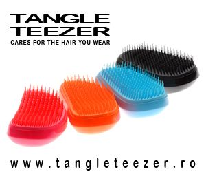 Peria tangle teezer, aliatul unui par mereu perfect aranjat