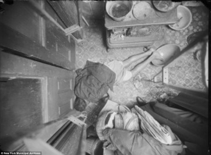 Captured: In order to take the grisly photographs, police photographers used special tripods that suspended the camera above the victim