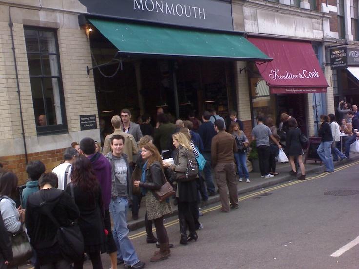 Monmouth (at Borough Market) London