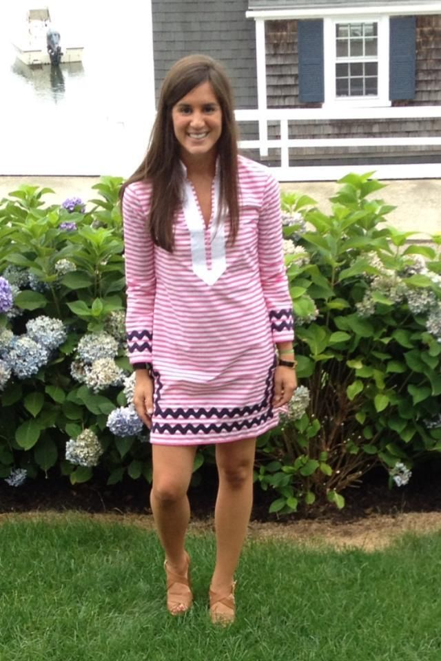 Cape Cod Clothes Part - 20: Classic Cuteness With Nude Wedges In Cape Cod! Absolutely Adore This Outfit!