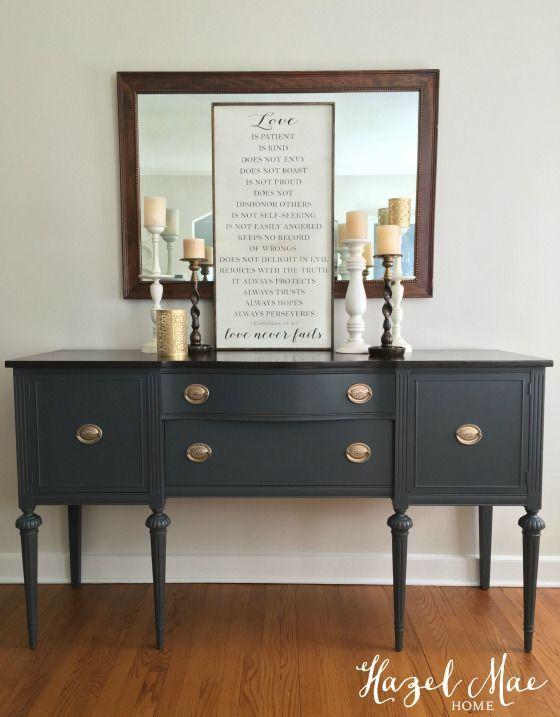 Best 25 Vintage Buffet Ideas On Pinterest Furniture