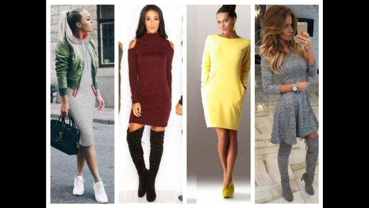 30 Ways to Wear a Dress in Winter