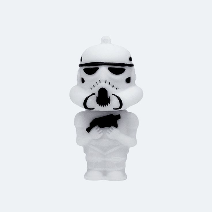 Star Wars Rohamosztagos (fehér) Pendrive