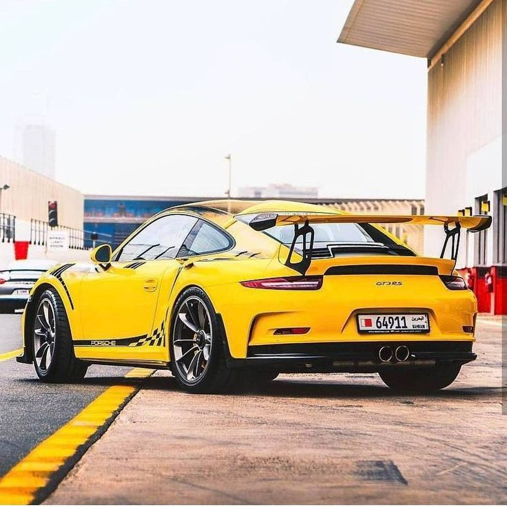 """6,427 Likes, 3 Comments - MadWhips World's Hottest Cars (@madwhips) on Instagram: """"Porsche 911 GT3RS  Check Out @madwhips_forsale  to see the worlds hottest exotic cars for sale…"""""""