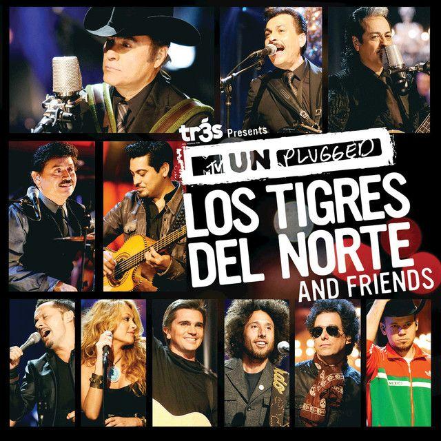 """""""Golpes En El Corazón"""" by Los Tigres Del Norte Paulina Rubio was added to my Descubrimiento semanal playlist on Spotify"""