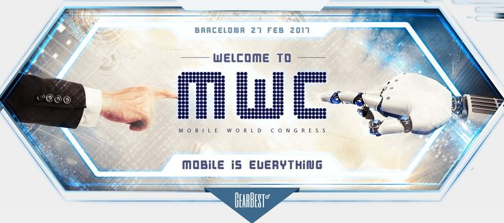 MWC 2017, Flash Sales from Gearbest