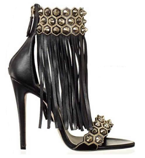 The Sultriness Continues For Brian Atwood's Fall 2013 Footwear Collection!