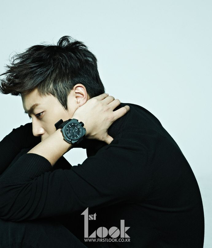 B2ST for 1st Look Magazine - Doojoon