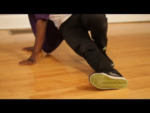 Hip-Hop Breakdancing Steps : Hip-Hop Dance