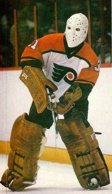 Pelle-Lindbergh / Philadelphia Flyers