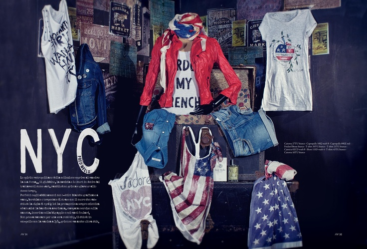 Fred Mello loves ny #fredmello #fredmello1982 #newyork #accessories #mancollection #womancollection #springsummer2013 #accessible luxury #cool #usa #