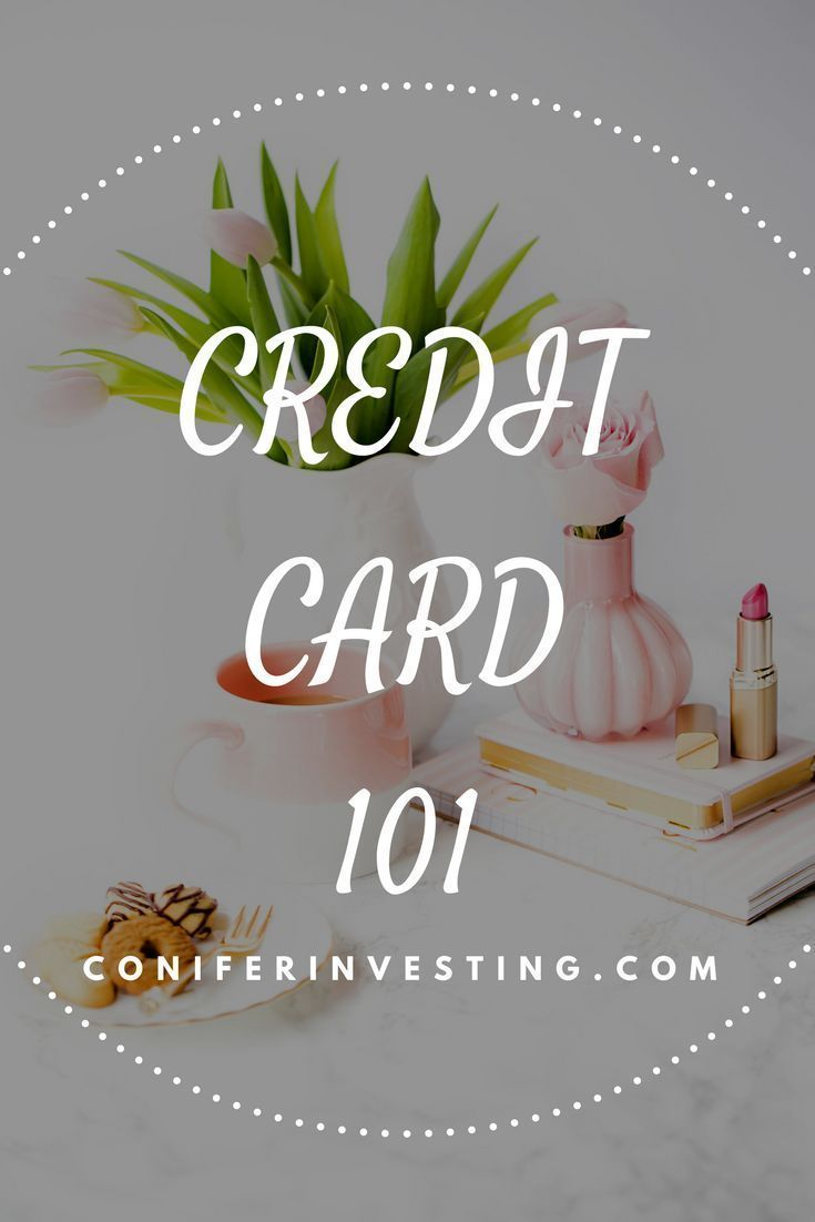 Credit card debt 101. learn the #1 rule all credit card holders should know. http://coniferinvesting.com