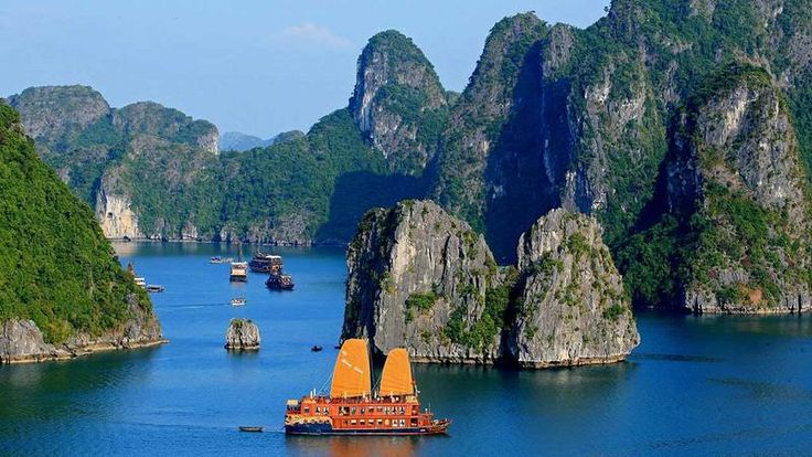 Bicycle from Halong Bay to Ho Chi Minh 15Days