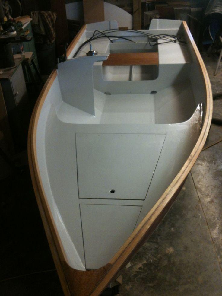 Bolger Diablo Boat : Best small boat paddle board images on pinterest