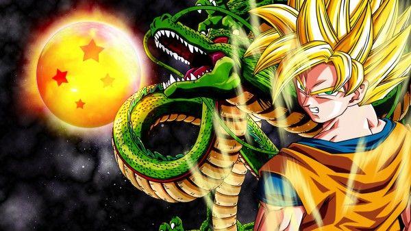 Dragon Ball Z Goku Wallpaper HD
