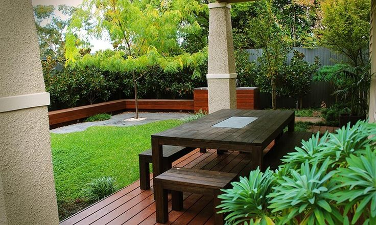 450 best images about backyard idea on pinterest for Landscaping ideas melbourne