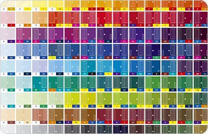 STAEDTLER FIMO classic blending table (.pdf)