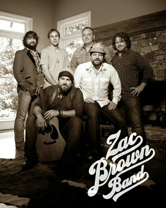 Zac Brown Band #C2C2014