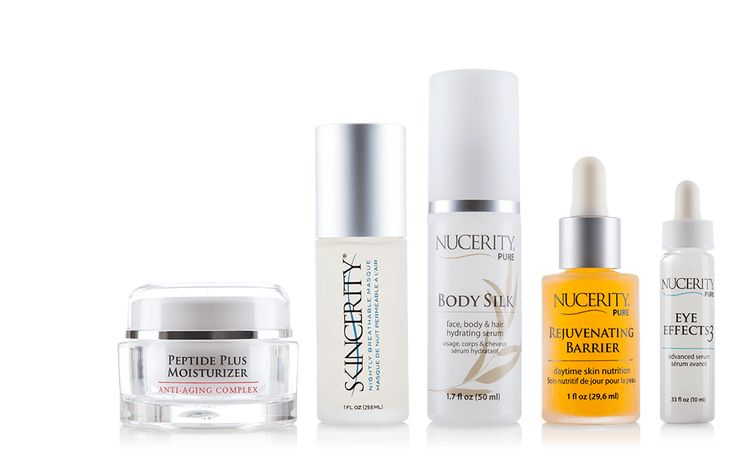 Skincerity, Nucerity products and how they work. #skincerity #nucerity #amayawellness